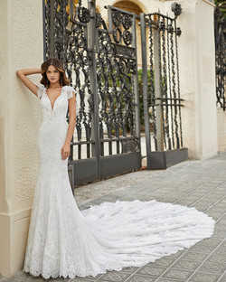 robe de mariée Rosa Clara Nîmes