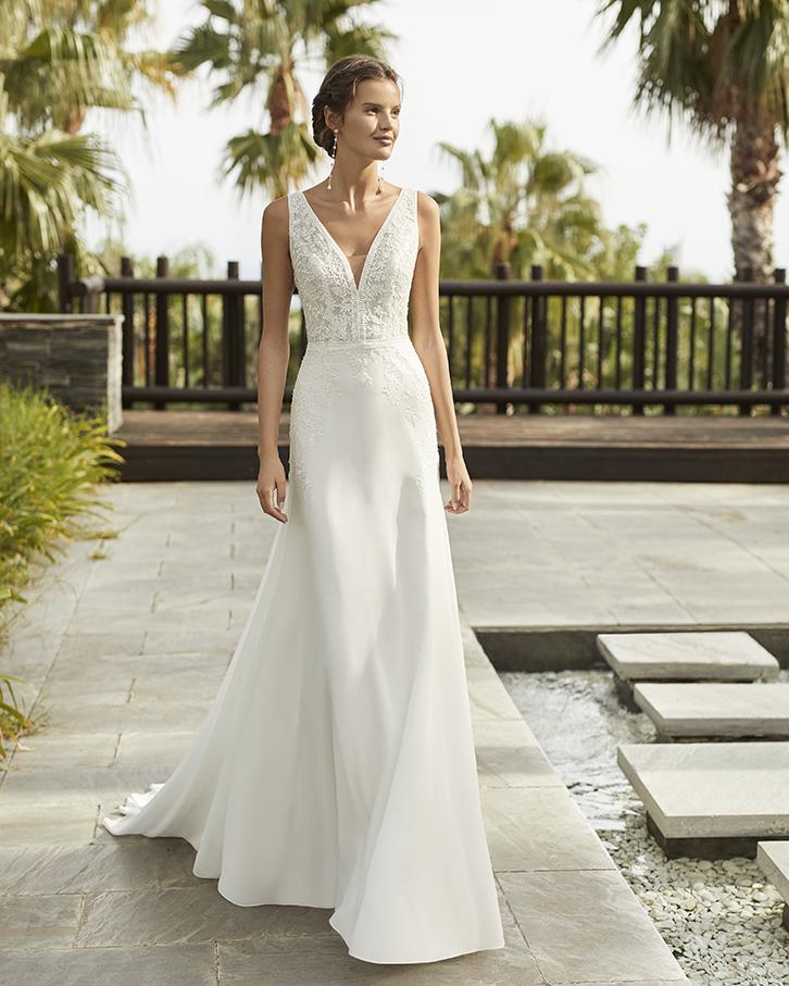 robe de mariée Adriana Alier Nîmes