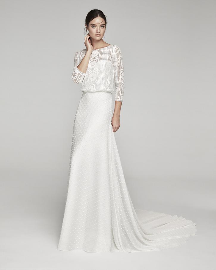 robe de mariée Alma Novia Nîmes