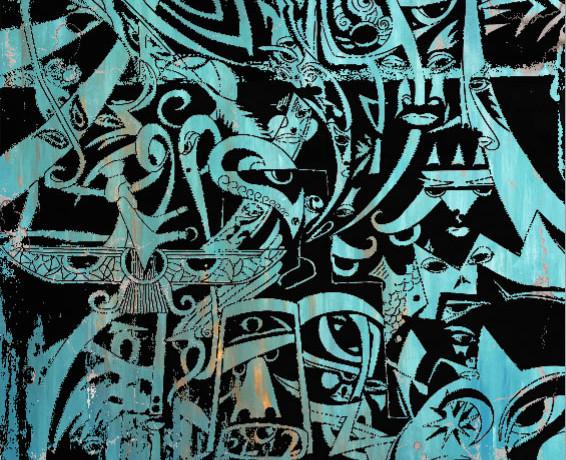 Homa, Ancient Persia in their symbols and mythology- by Koorosh Nejad
