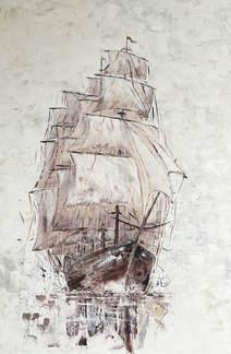 Amerigo Vespucci, Pommern ( 1903 )