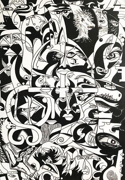 vikings heritage art of symbols by kooro