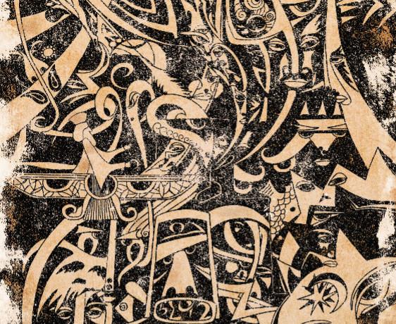 Zamin, Ancient Persia in their symbols and mythology- by Koorosh Nejad