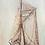 Thumbnail: Blue Sailing Boat - Abstract Art 'Tall Sailing Ships'   Large Canvas