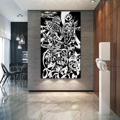 Homma-2---large-portrait-canvas-by-kooro