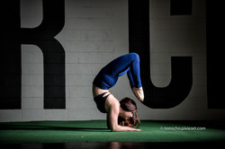 Yoga Balancing