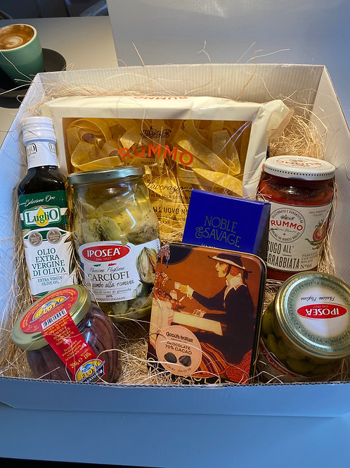 Design a Hamper- MEDIUM (price is for box, packaging and wrapping only)