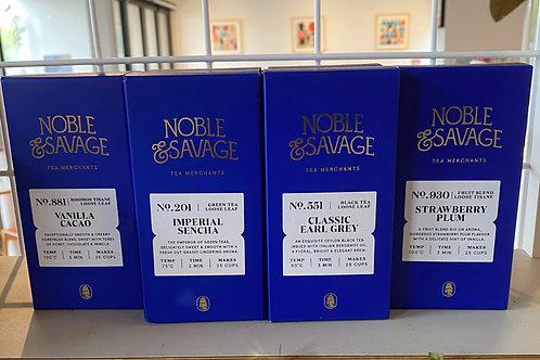 Noble & Savage Tea