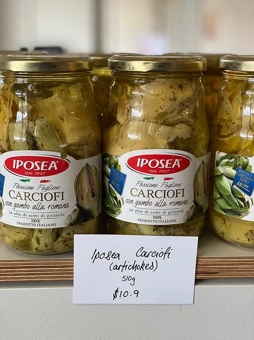 Iposea Carciofi Atrichokes