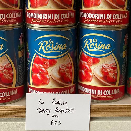 La Rosina Cherry Tomatoes Tinned