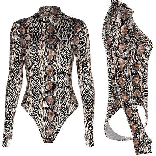 Snake Skin Bodysuit