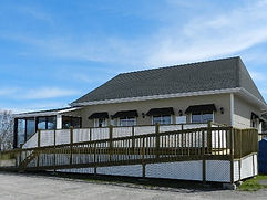 Place petit miami sur place ou commande à emporter restaurant pizza cabine chalet hotel gaspésie Métis-sur-mer vue fleuve chambre hébergement