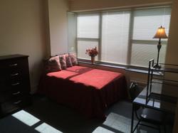 Apartment 5A 5B bedroom
