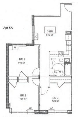 Apartment 5A