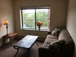 Apartment A livingroom