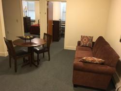 Apt 3E Living room
