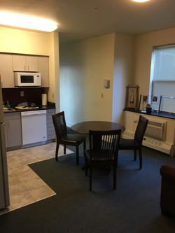 Apartment 5A & 5B kitchen/livingroom