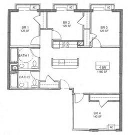 Apartment 4E,5E,6E