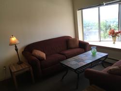 Apt C, E, G living room