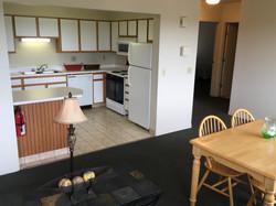 Apartment D1,G1 kitchen