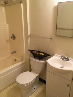 Apartment 4,6 bathroom