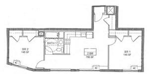 Apartment 6P