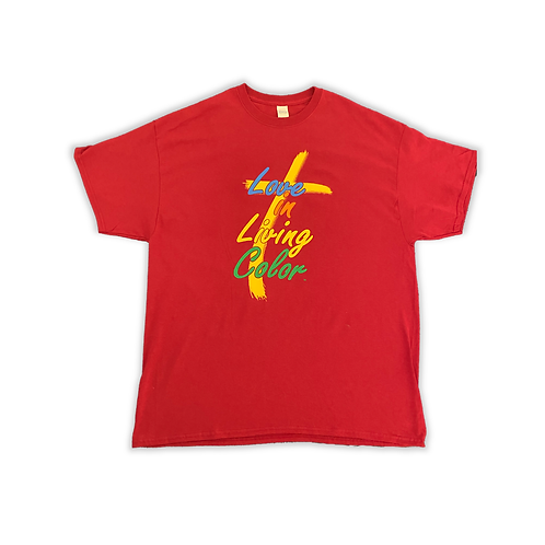 """Love in Living Color"" T-Shirt"
