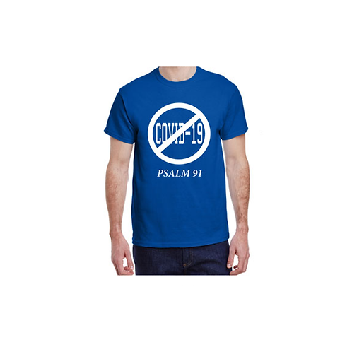 """COVID-19 / Psalm 91"" T-Shirt"