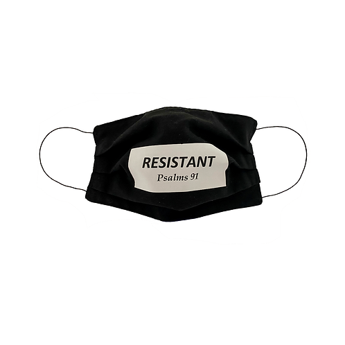 """Resistant"" Mask"