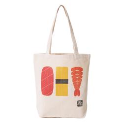 握り寿司のトートバッグ