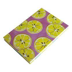 御朱印帳 檸檬 表面
