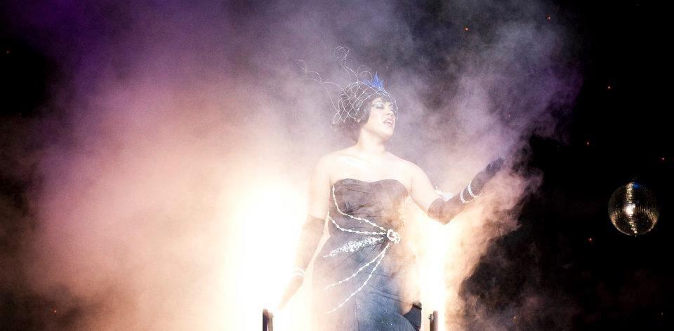 Cristina Czaia Soprano Queen of the Night