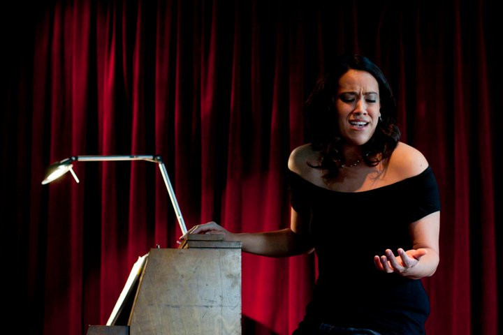 Cristina Czaia, Soprano, Opera on Tap, Los Angeles, California, Willow Song, Benjamin Britten