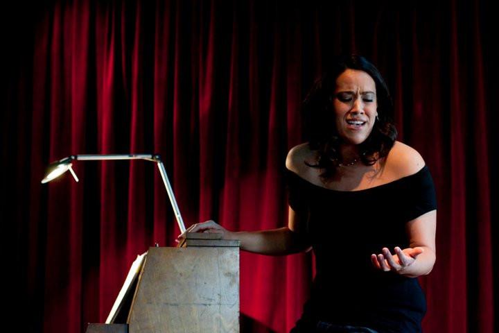 Cristina Czaia, Soprano, Opera on Tap, Los Angeles, California, Willow Song, Benjamin Britten