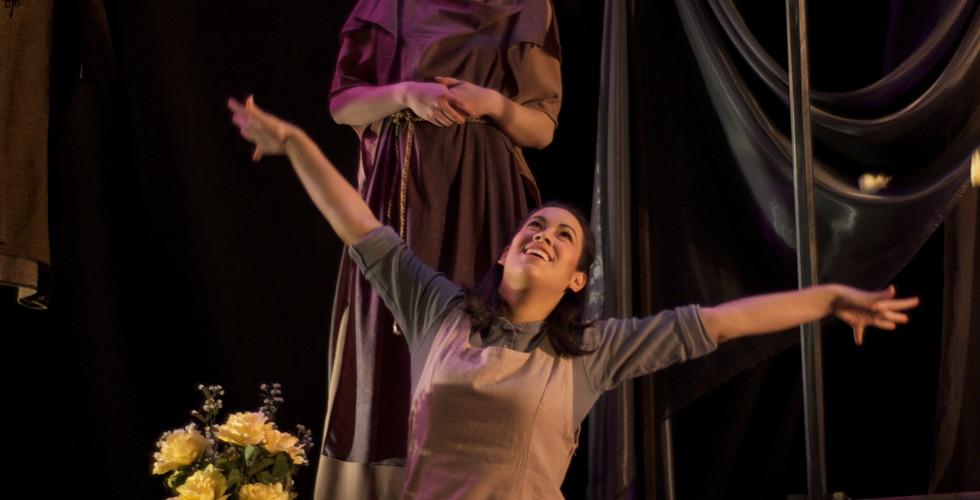 Cristina Czaia Soprano Lucia Rape of Lucretia