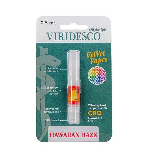 VIRIDESCO CBD Vape-Top – Hawaiian Haze, 356mg CBD