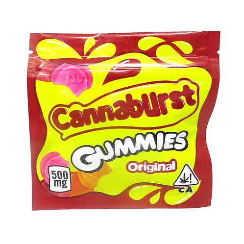 Cannaburst Original Gummies – 500 mg