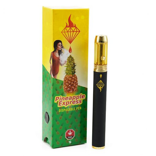 Diamond Concentrates - Pineapple Express Disposable Vape 1000 mg