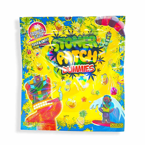 Stoney Patch Kids Gummies Tropical - 500mg