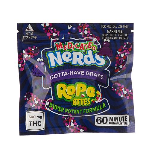 THC Nerds Rope Bites - 600mg