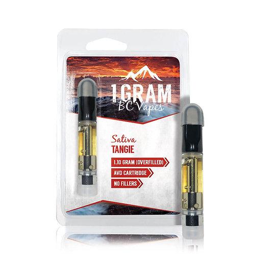 1 Gram BC Vapes – Tangie Cartridge (Sativa)