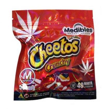Cheetos Crunchy Original – 500mg