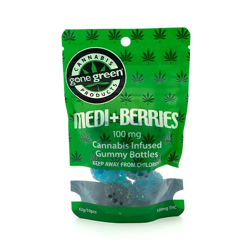 GoneGreen - 100mg THC Medi-Berries