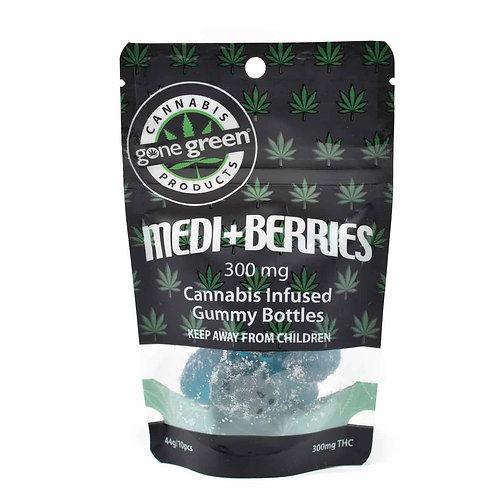 GoneGreen - 300mg THC Medi-Berries