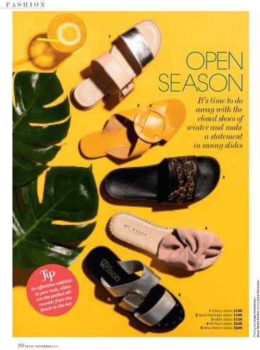 Summer Fashion - NEXT Magazine