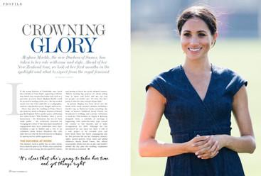 Editorial page - NEXT Magazine