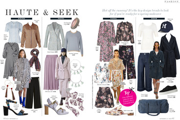 Fashion page - NEXT Magazine