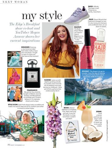Style page - NEXT Magazine