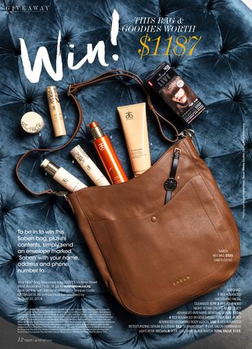 Saben, Arbonne & Schwarzkopf - NEXT Magazine