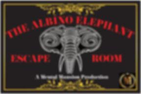 Mental Mansion Escape Rooms  Albino Elephant